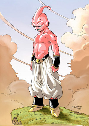 Majin_Bu___color_by_alfiov.jpg