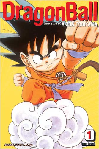 Download Dragon Ball Manga Scans